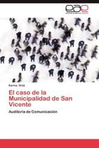 El Caso de la Municipalidad de San Vicente
