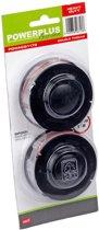 Powerplus POWACG1172 Spoel - 2 stuks (Ø1,6 mm - 2 x 4 meter)
