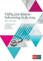Vijftig jaar kostenbeheersing in de zorg. Deel I: 1966-1995