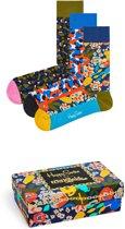 Happy Socks Limited Edition Wiz Khalifa Giftbox - Maat 41-46