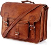 Laptoptas Vintage Look Messenger Granada