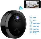 Mini wifi IP camera HD1080 pixel infrarood nachtzicht smartphone app