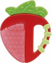 Chicco bijtring Fresh Relax teether - assorti - aardbei of appel