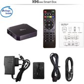 X96 Mini Android 7.1 TV Box | S905w | Kodi 17.6 1GB/8GB