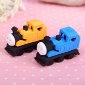 Gum Trein Blauw - 4.8 cm