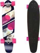 Longboard - skateboard - in diverse designs - palm boulevard