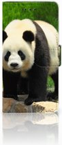 Huawei Y5 2018 Boekhoesje Design Panda