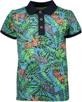 B.Nosy Jongens T-Shirt - Tiger jungle - Maat 146/152