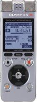 Olympus DM-650 - Voice recorder - Zilver