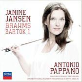 Brahms & Bartok Violin Concertos  +