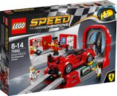 LEGO Speed Champions Ferrari FXX K & Development Center - 75882
