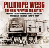 Fillmore West Final Farewell 4Th July 1971