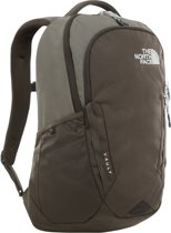 The North Face Vault Backpack New Tape Green Combo/ High Rise Grey