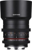 Samyang 50mm T1.3 Cine As Umc Cs - Prime lens - geschikt voor Canon Systeemcamera