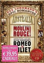Romeo + Juliet & Moulin Rouge! & Australia