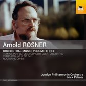 Orchestral Music, Volume Three