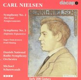 Nielsen: Symphonies no 2 & 3 / Danish National Symphony, etc