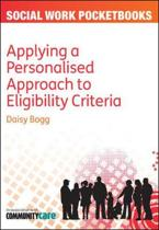 The Pocketbook Guide to Applying a Personalised Approach to Eligibility Criteria
