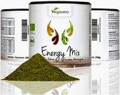 Superfood Energie Mix: Bio Matcha, Bio Lucuma, Bio Tarwegras plus Bio Cacaopoeder