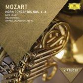 Horn Concertos Nos.1-4 (Virtuoso)