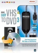 Roxio Easy VHS to DVD 3 - Windows