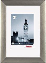 Hama London contrastgrijs 30x40 aluminium 84924