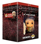 Game Of Thrones - Seizoen 1 t/m 4 incl. Funko poppetje