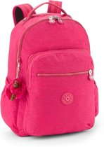 Kipling Seoul Up - Laptoprugzak - Cherry Pink Mix