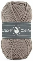 10 x Durable Cosy Fine Warm Taupe (343)