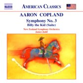 American Classics - Copland: Symphony no 3, Billy the Kid / Judd, NZSO