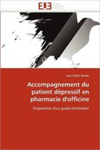 Accompagnement Du Patient Depressif En Pharmacie D''Officine