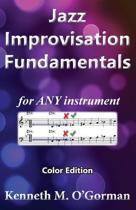 Jazz Improvisation Fundamentals