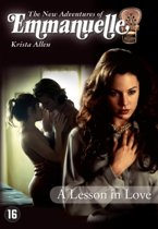 Emanuelle A Lesson In Love (dvd)