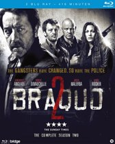 Braquo - Seizoen 2 (Blu-ray)