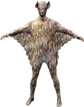 Halloween Originele morphsuit vleermuis Xl (175-180 cm)