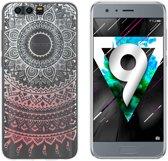 MP Case TPU case Mandala print voor Huawei Honor 9 back cover