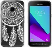 MP Case TPU case spring print voor Samsung Galaxy Xcover 4 back cover