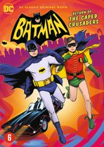 Batman Return Caped Crusaders