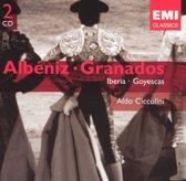 Albeniz Goyescas & Granados