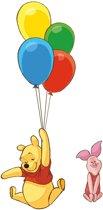 Muurstickers Babykamer Tijgertje.Bol Com Roommates Disney Winnie The Pooh Piglet Muurstickers