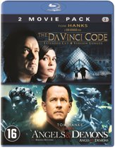 The Da Vinci Code/Angels & Demons (Blu-ray)