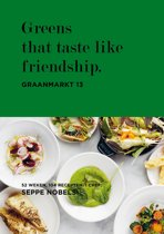 Greens that taste like friendship