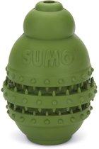 Beeztees Sumo Play Dental - Hondenspeelgoed - Groen - L - 10 x 10 x 15 cm