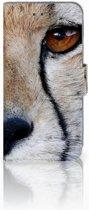 Samsung Galaxy J3 Leuk Hoesje Cheetah