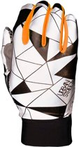 Wowow Dark Gloves Urban - Reflecterende Fiets - loophandschoenen S or