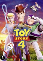 DVD cover van Toy Story 4