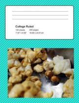 Popcorn Composition Notebook