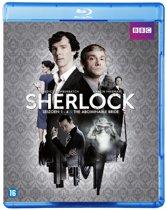 Sherlock seizoen 1-4 + Abominable Bride
