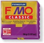 Fimo Classic viooltje 56GR 8000-61
