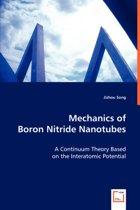 Mechanics of Boron Nitride Nanotubes